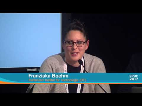CPDP 2017: ALGORITHMIC DECISION MAKING, AI AND FUNDAMENTAL RIGHTS.