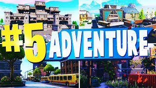 BEST ADVENTURE MAP CODES In Fortnite | Fortnite Adventure Maps (WITH CODES)