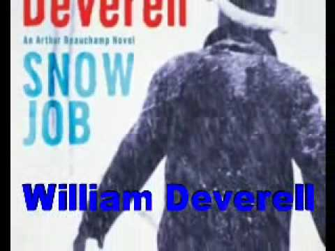 William Deverell-Snow Job-Bookbits author interview
