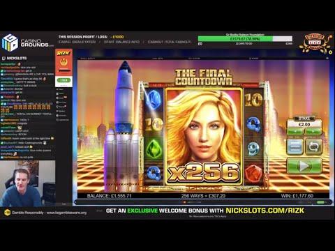 Casino Slots Live - 08/08/19