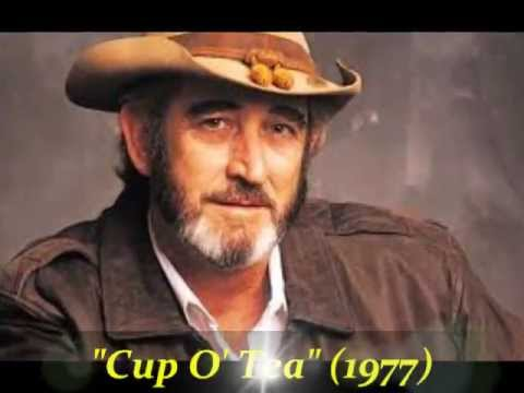 "Don Williams Sings ""Cup O' Tea"""