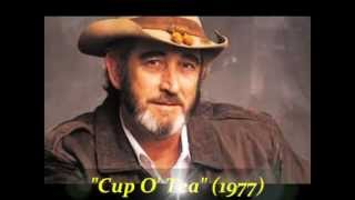 Watch Don Williams Cup O Tea video