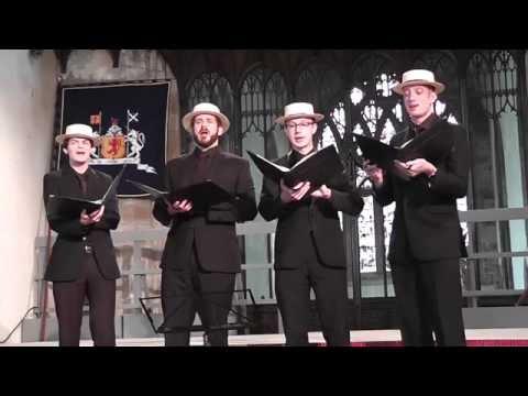 Aberdeen University Chamber Choir August 14 2016