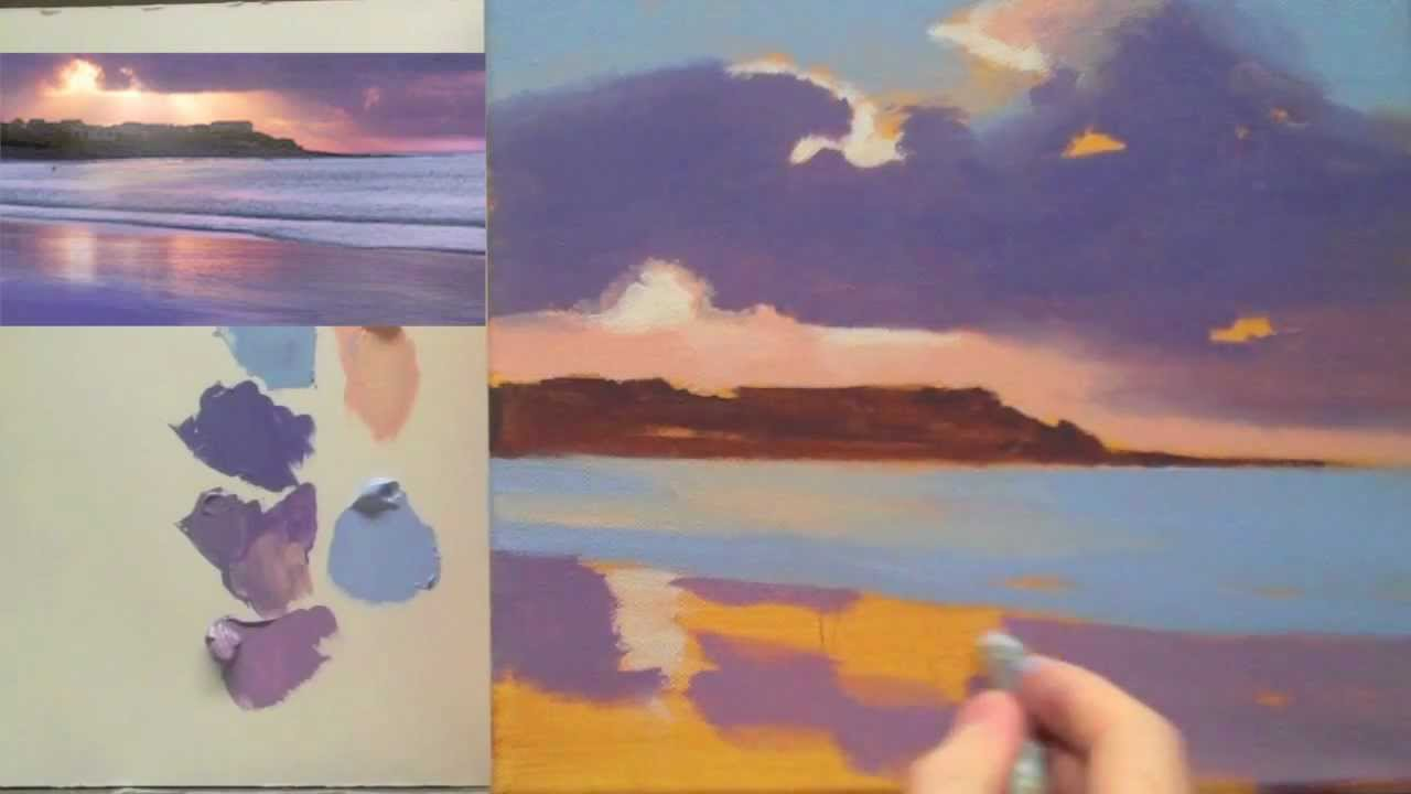 Pallet knife painting learn to paint with acrylic for beginners step by step this playlist covers the pallet knife so have fun in how to paint with acrylics in a easy