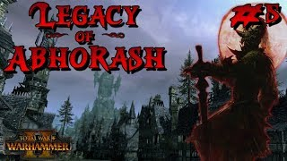 Legacy of Abhorash #5: Blood Dragon Vampire Challenge Campaign | Total War: Warhammer 2