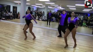 MG Dance Performance - Salsa Bachata Dallas Weekender