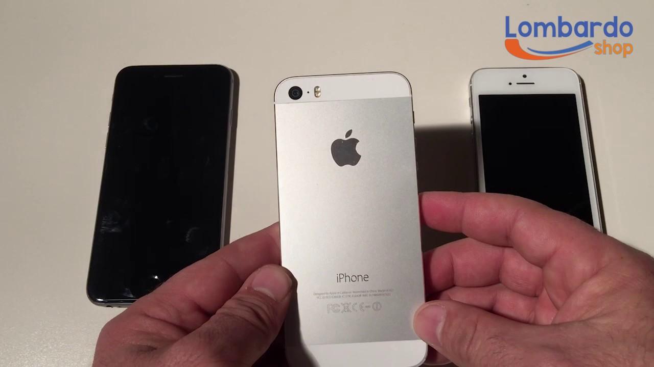 come capire se un iphone 6s è rigenerato