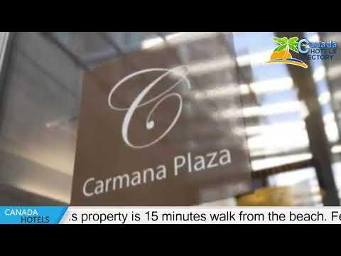 Carmana Plaza - Vancouver Hotels, Canada