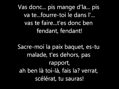 François Perusse vive l'amour (Quebéquoise) + lyrics