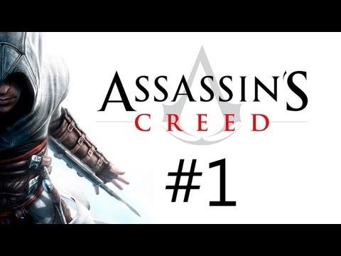 Прохождение Assassins Creed Часть 1 (Кредо Убийцы)