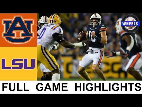 Download #22 Auburn vs LSU Highlights | College Football Week 5 | 2021 College Football Highlights