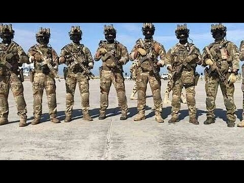 """Greek special forces 