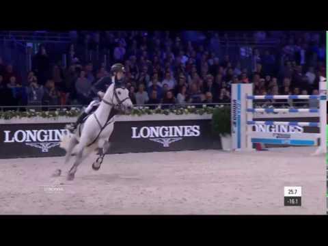 Bertram Allen [Hector Van d'Abdijhoeve] - Grand Prix, 1m60, Longines Masters de Paris