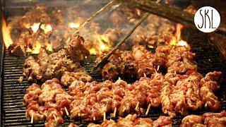 Life in Cali Ep.12 Vietnamese Street Food in Night Market.... in O.C!!!