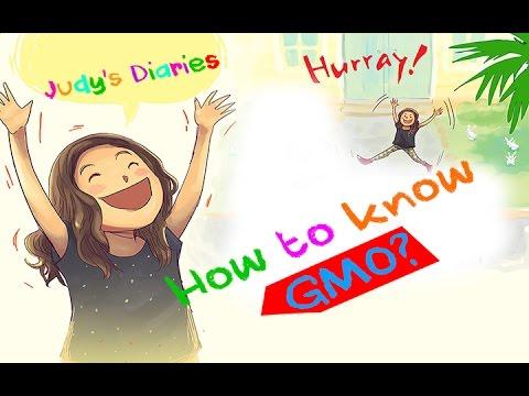 How to Know GMO? كيف تعرف الأغذية المعدلة وراثيا والغير صحية