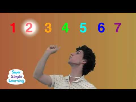 Seven Steps From Super Simple Songs Youtube Youtube