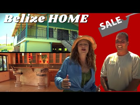 Belize Home for