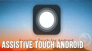 Nút home ảo Assistive Touch trên Android screenshot 3