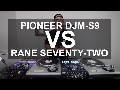 DJ Tips -  Pioneer DJM-S9 vs Rane Seventy-Two