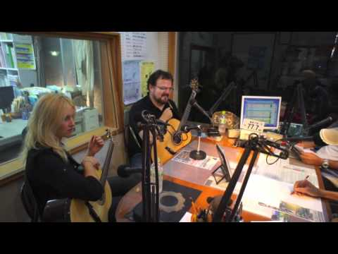 Broadcasting Don Ross and Brooke Miller on Amami-FM in Japan (Part II)