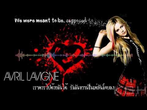 Avril Lavigne - My Happy Ending [ Subthai ]