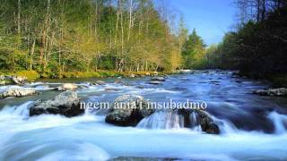 TA DENNAM AWAN NAGBASOLAK(M) - (ILOCANO SONG w/LYRICS)
