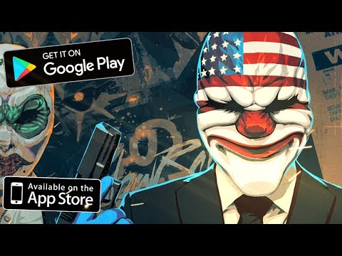 PAYDAY НА ANDROID/iOS 🎮
