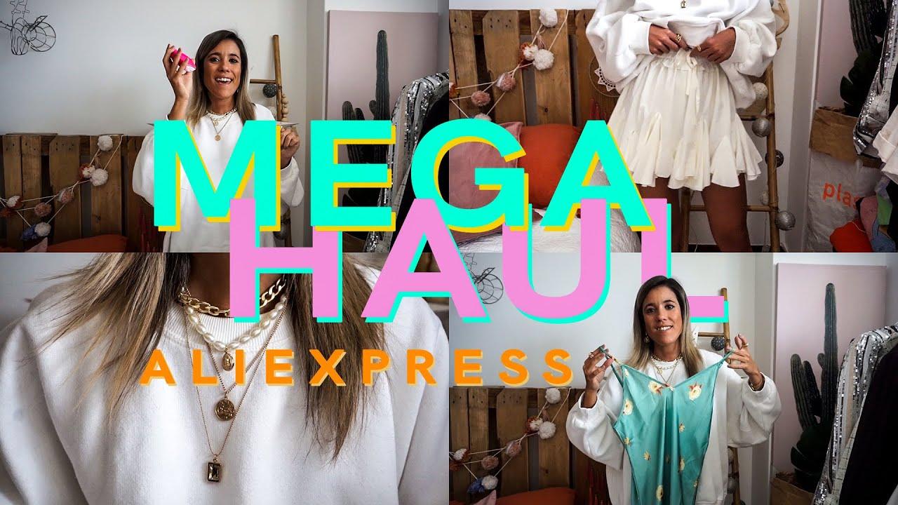 MEGA HAUL de ALIEXPRESS: desde 0,66€