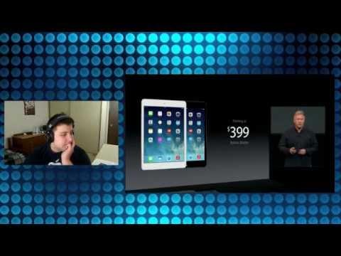 Apple iPad Media Event LIVE Conversation