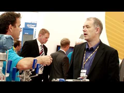 Parker Motion and Control in Oil & Gas Applications - Offshore Europe 2013