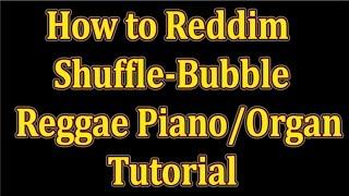 How to Shuffle Reggae  (1) (TUTORIAL)