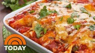 Mexican Food Makeover: Joy Bauer's Healthy Chicken Enchiladas | TODAY