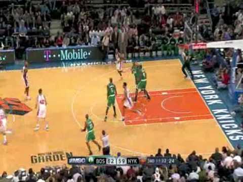 NBA Pretemporada 20/10/2009 - Boston...