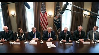 Live: Trump lunch meeting with Congress