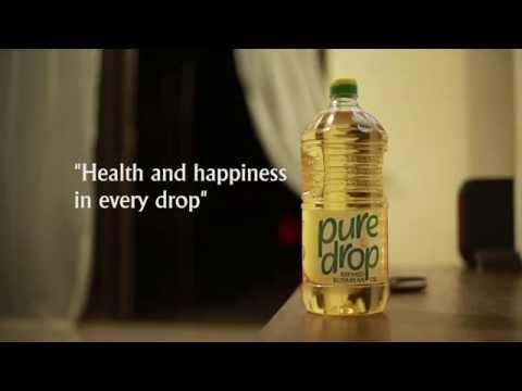 Jah Prayzah - Pure drop Cooking Oil video commercial