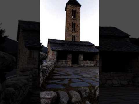 Iglesia Sant Miquel D'Engolasters