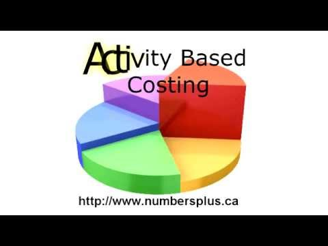 Numbers Plus   Discover Profits Through Activity Based Costing