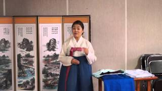 전통예절  Korean traditional manne…