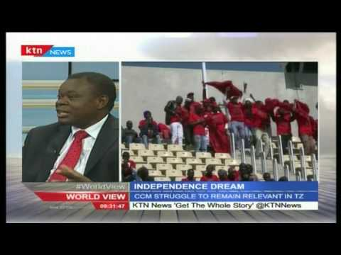 World View 8th August 2016 - The Rise and Fall of Political Parties