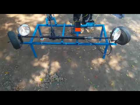 Download Electronic Steering System With Moving Headlight