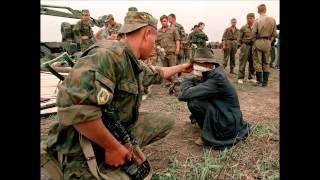 Чечня в огне  армейская песня