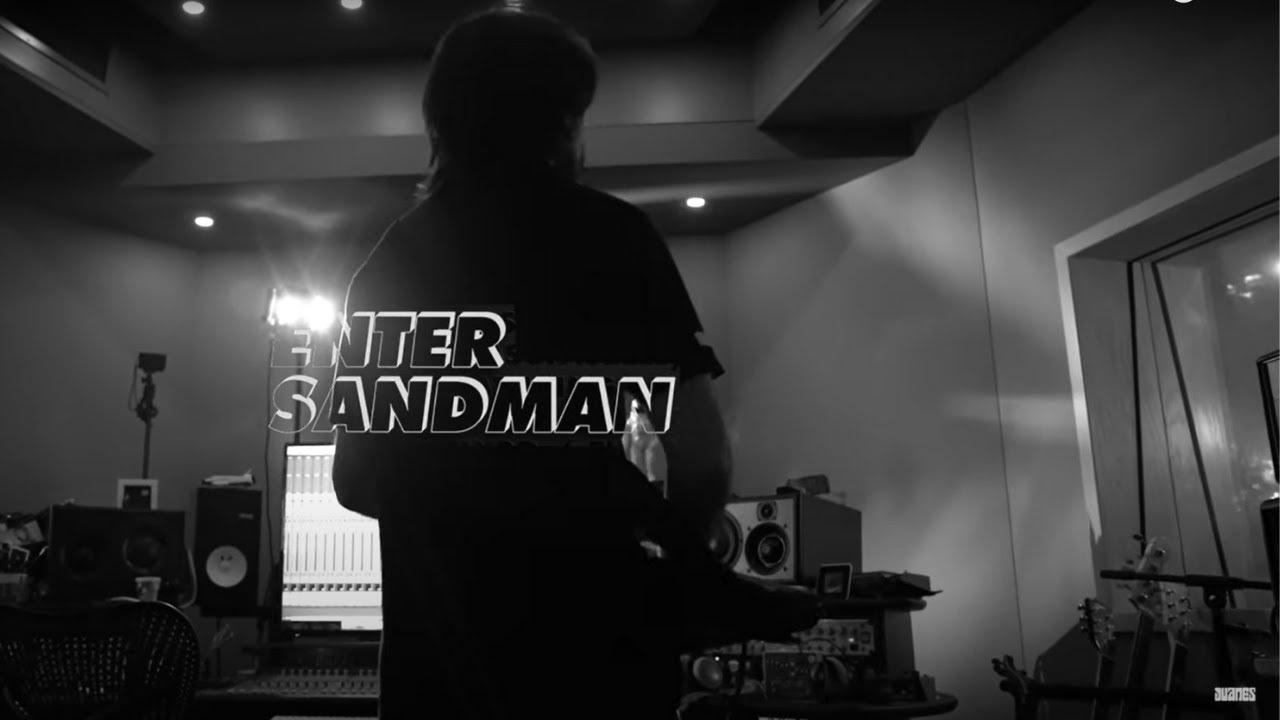Making Of Enter Sandman - Juanes
