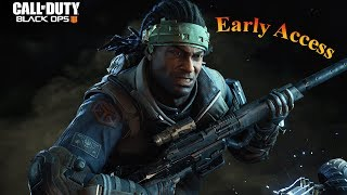 Black Ops 4 PC Closed Beta! Call of duty! BO4! Early Access