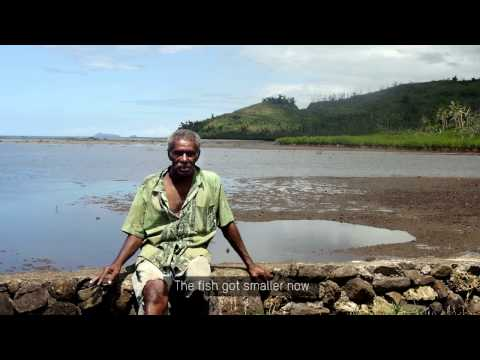 Vanishing Islands: Climate change in the Pacific