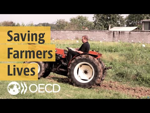 Saving farmers lives - OECD Tractor Codes