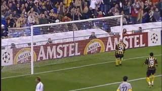A.E.K. Athens - Champions League Highlights Season 2002-2003 (Part 2)