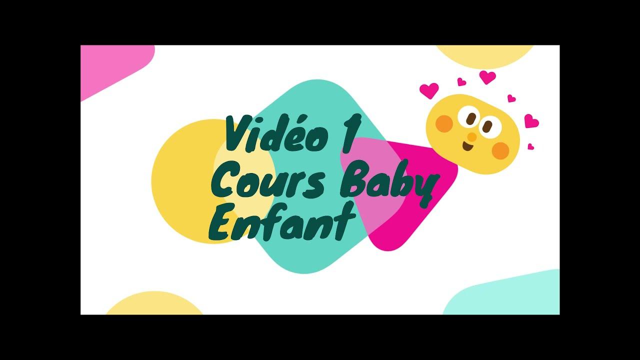 Cours enfant/baby avec Rouxinol