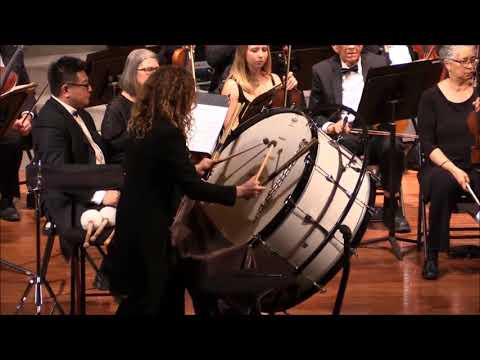 Download Concerto For Bass Drum And Orchestra By Gabriel