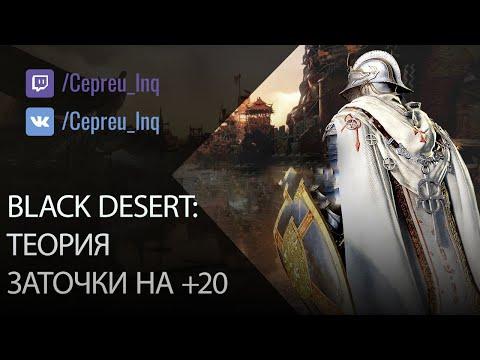 Black Desert: Теория