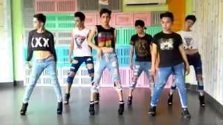 T ARA 티아라 SUGAR FREE 슈가프리 2G DANCE Cover